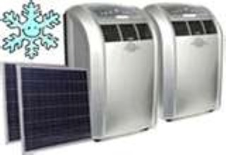 Solar Air Conditionars V
